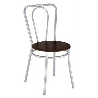 Krzesło kuchenne kolor venge malia alu NOWY STYL