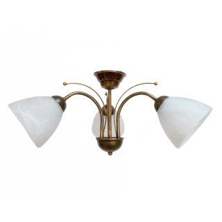 Lampa wisząca sufitowa 3xE27 PROGRES