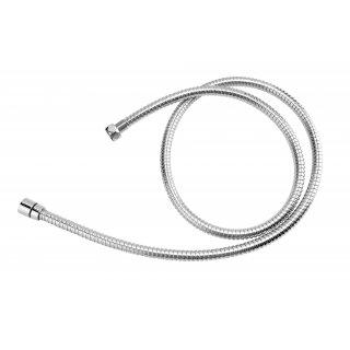 Wąż natryskowy metalowy rozciągliwy 120 cm Formic PSB