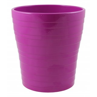 Osłonka storczyka 13 cm purpurowa CERMAX