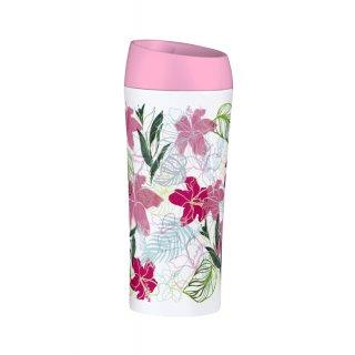 Kubek termiczny Sweet Kwiaty 400 ml AMBITION