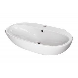 Umywalka łazienkowa nablatowa Mare 70 cm CERSANIT