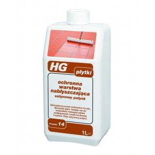 Satynowy połysk i ochrona 1 L HG