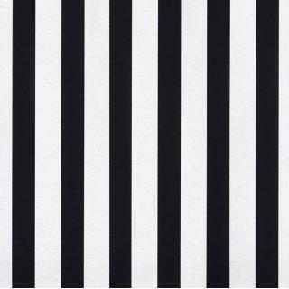 Tapeta papierowa czarno białe pasy 10 mb POLAMI