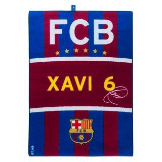 Dywanik młodzieżowy FC Barcelona 95x133 cm