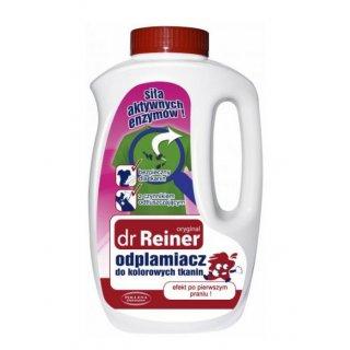 Wybielacz do tkanin Kolorowych 1L DR REINER