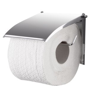 Uchwyt ścienny na papier toaletowy AWD
