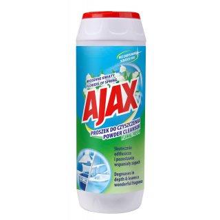 Proszek czyszczący zielony 450g AJAX