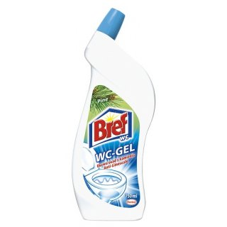 Żel do wc 750 ml PINE BREF