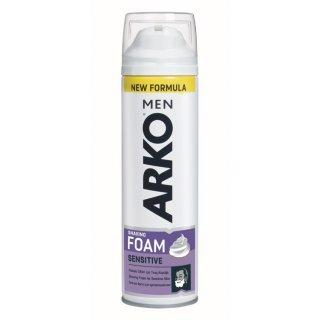 Pianka do golenia 200 ml Sensitive ARKO MEN