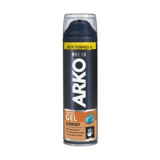 Żel do golenia 200 ml Comfort ARCO MEN