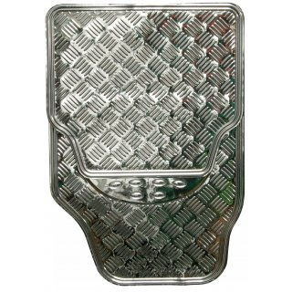 Dywaniki aluminiowe silver PROFAST