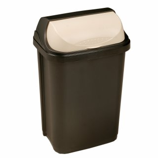 Kosz na śmieci z odchylaną pokrywą 25 L KEEEPER