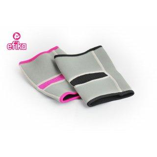 Opaska na łokieć M szaro-różowa BOTTARI