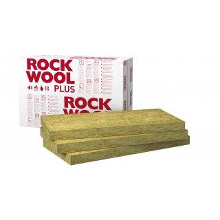 Wełna sklana w płytach Rockim 5 cm, (0,037 lambda),op. 10,98 m2 ROCKWOOL