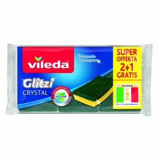Zmywak Glitzi Crystal 2+1 VILEDA