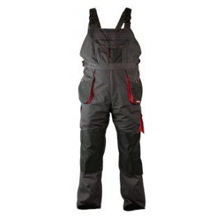 Spodnie na szelkach rozm. l (52) PROFIX