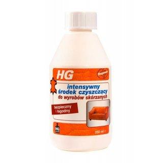 Intensywny środek czyszczący do wyrobów skórzanych 0,25L HG