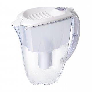 Dzbanek filtrujące IDEAL 2,8 l biały + 3 wkłady filtrujące