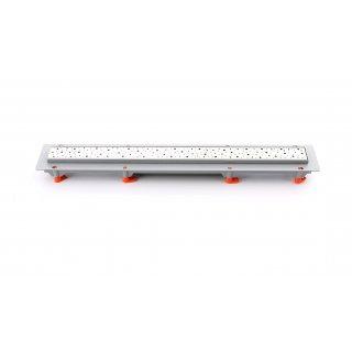 Odwodnienie liniowe odpływ 75 cm Drops NERGIS