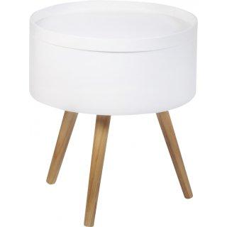 Stolik kawowy biały Scandi TS INTERIOR