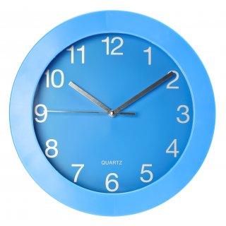 Zegar ścienny Billy niebieski GALICJA