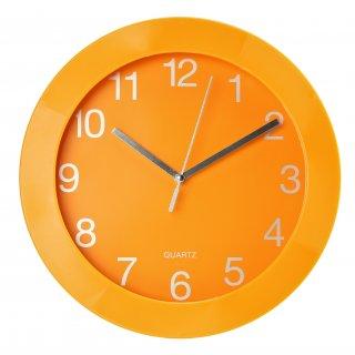 Zegar ścienny Billy pomarańczowy GALICJA