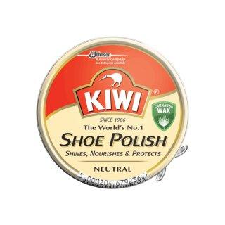 Pasta do butów w puszce 50 ml Shoe Polish bezbarwna KIWI