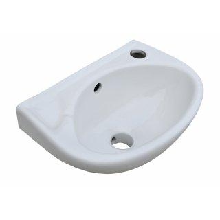 Umywalka ceramiczna Master 35 cm prawa NERGIS