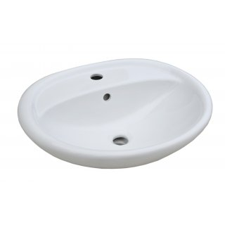 Umywalka ceramiczna Master 50 cm NERGIS