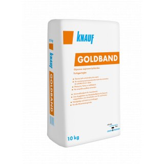Zaprawa tynkarska 10 kg Goldband KNAUF
