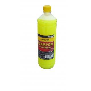 Szampon z woskiem do mycia samochodu 1 L