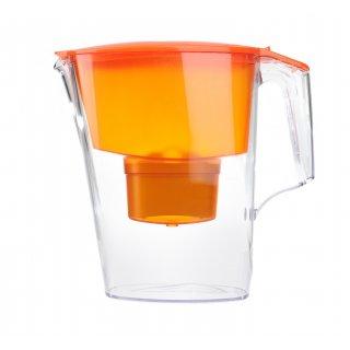 Dzbanek filtrujący Time pomarańczowy 2,5 L AQUAPHORE
