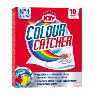 Chusteczki do prania Colour Catcher 10 sztuk K2r