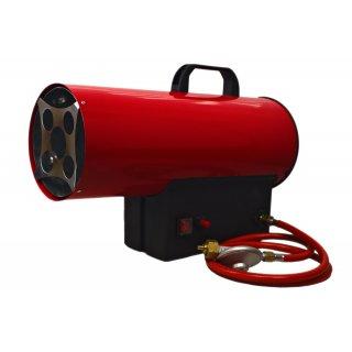 Nagrzewnica gazowa 10 kW NERGIS