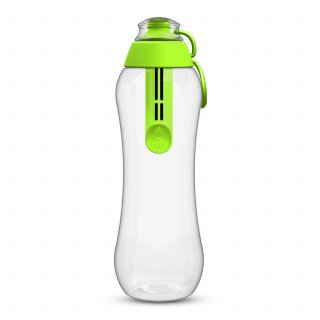 Butelka filtrująca z wkładem limonkowa 0,5 L DAFI