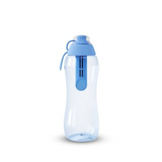 Butelka filtrująca 0,3 L niebiańska DAFI