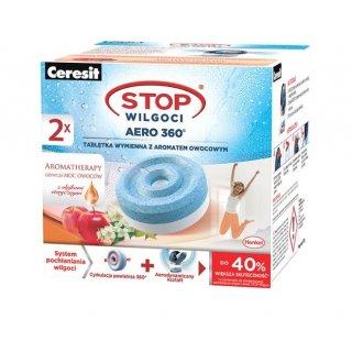 Tabletki o zapachu owocowym do pochłaniacza wilgoci METYLAN