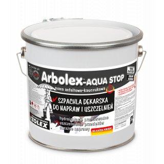 Szpachla dekarska Arbolex aqua stop 3kg IZOLEX