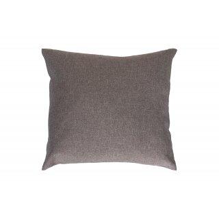 Poduszka dekoracyjna Plain szara 40x40 cm BBK