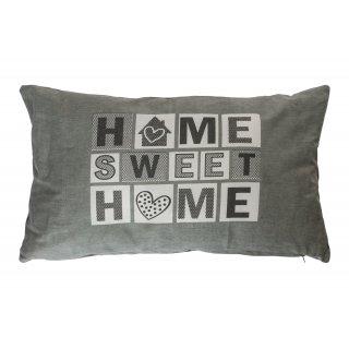 Poduszka dekoracyjna Home sweet Home 30x50 BBK